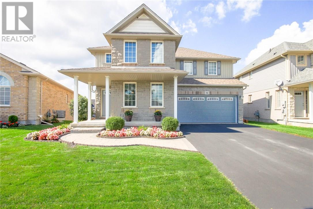 Removed: 382 Fairway Road, Woodstock, ON - Removed on 2018-11-13 04:21:06
