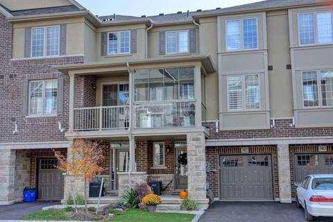 Townhouse for sale at 382 Hardwick Common  Oakville Ontario - MLS: W4670206