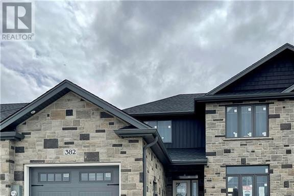 Townhouse for sale at 382 Rosner Dr Port Elgin Ontario - MLS: 176098