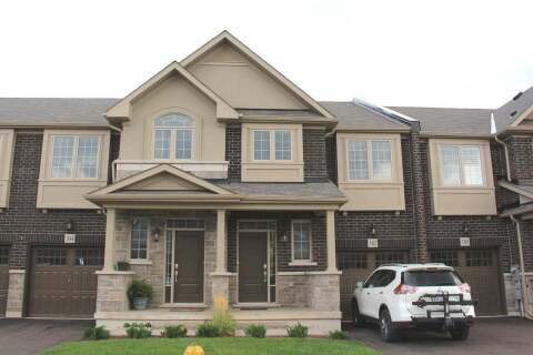 Townhouse for rent at 382 Threshing Mill Blvd Oakville Ontario - MLS: W4910371