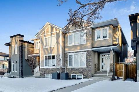 Townhouse for sale at 3820 2 St Northwest Calgary Alberta - MLS: C4286995