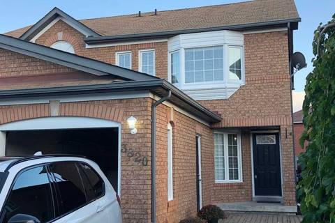Townhouse for sale at 3820 Carighurst Ave Mississauga Ontario - MLS: W4607883
