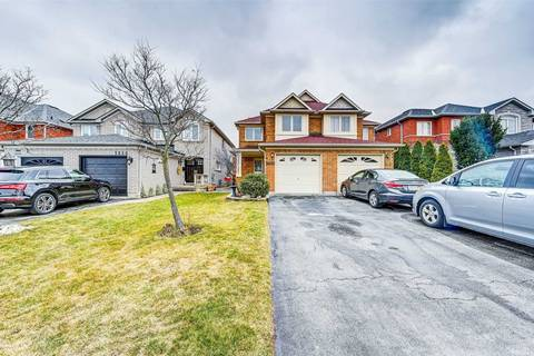 Townhouse for sale at 3820 Spicewood Wy Mississauga Ontario - MLS: W4732500