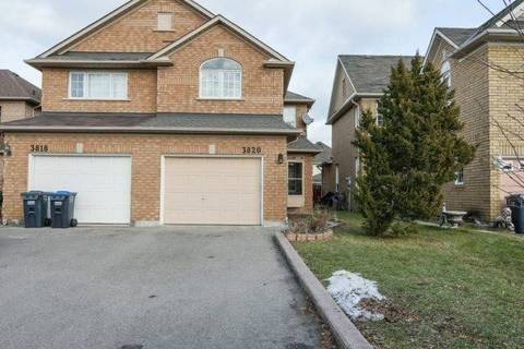Townhouse for rent at 3820 Windhaven Dr Mississauga Ontario - MLS: W4511064