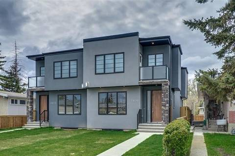 Townhouse for sale at 3821 44 St Southwest Calgary Alberta - MLS: C4245865