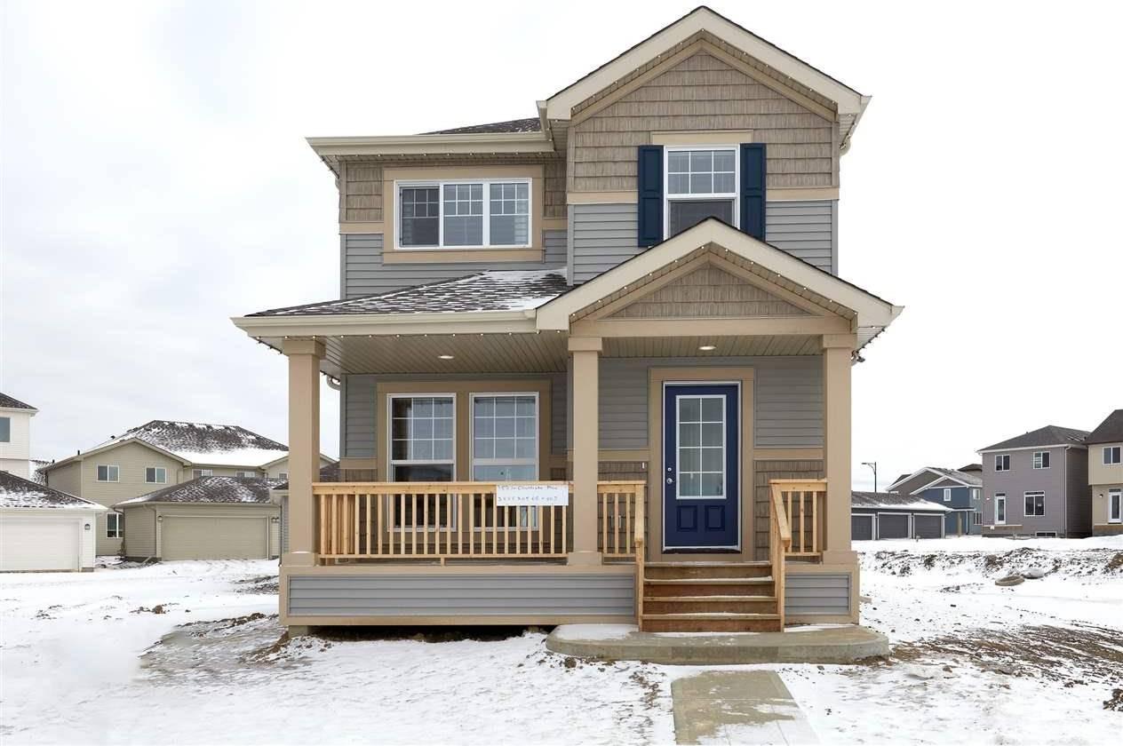 House for sale at 3821 Chrustawka Pl Sw Edmonton Alberta - MLS: E4185688
