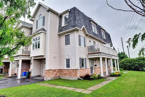 Townhouse for sale at 3821 Strandherd Dr Ottawa Ontario - MLS: 1158761