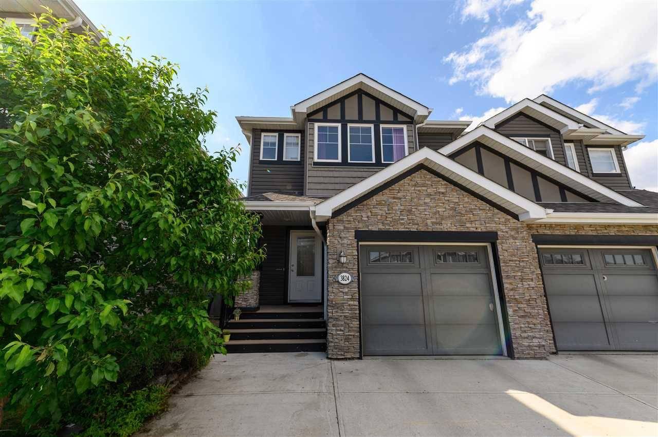 Townhouse for sale at 3824 Whitelaw Pl Nw Edmonton Alberta - MLS: E4163327