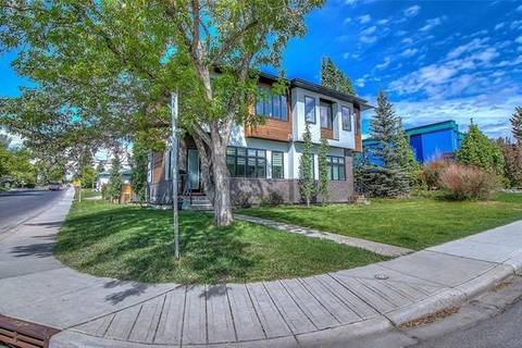 Townhouse for sale at 3825 15a St Southwest Calgary Alberta - MLS: C4252847