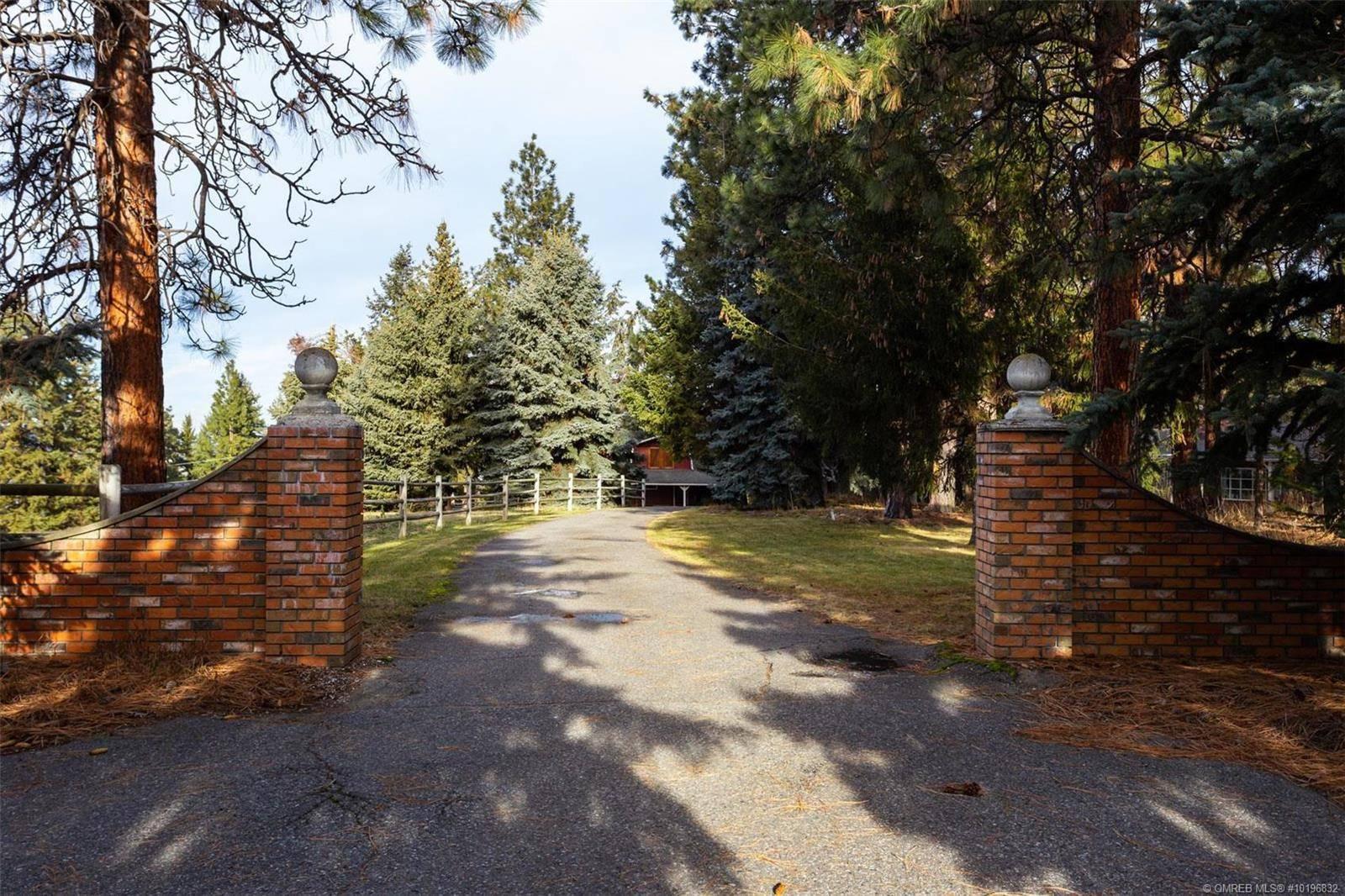 House for sale at 3825 Feeny Rd Kelowna British Columbia - MLS: 10196832