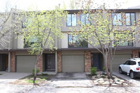 Townhouse for sale at 3825 Point Mckay Rd Northwest Calgary Alberta - MLS: C4247462