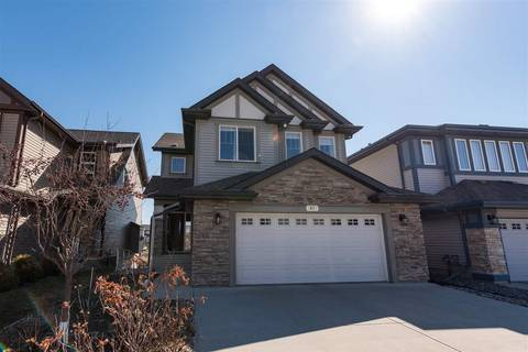 House for sale at 3827 Agar Green Sw Edmonton Alberta - MLS: E4153808