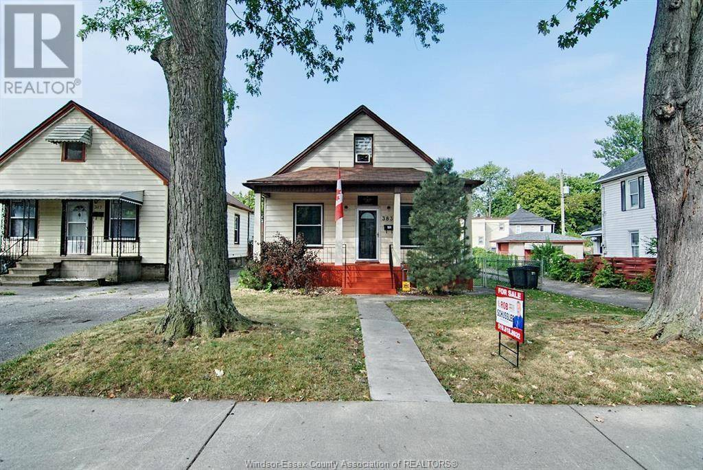 House for sale at 383 Curry Ave Windsor Ontario - MLS: 19028241