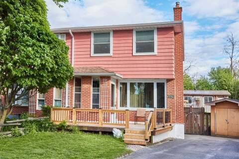 Townhouse for sale at 383 Durham Ct Oshawa Ontario - MLS: E4779589