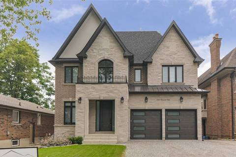 House for sale at 383 Dyson Rd Pickering Ontario - MLS: E4565004
