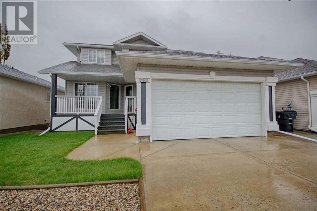 House for sale at 383 Fairmont Blvd Lethbridge Alberta - MLS: LD0194141