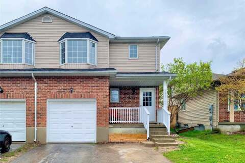 Townhouse for sale at 383 Fleming Dr London Ontario - MLS: X4808238