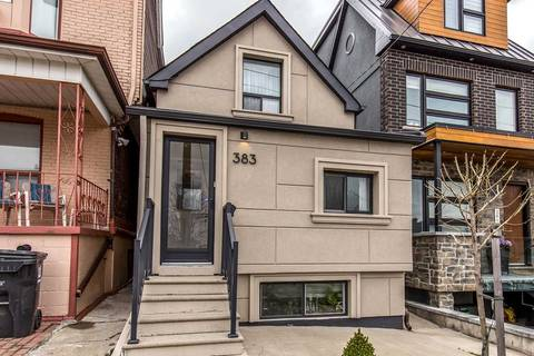 House for sale at 383 Mcroberts Ave Toronto Ontario - MLS: W4442731