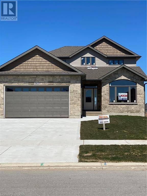 House for sale at 383 Northport Dr Port Elgin Ontario - MLS: 175729