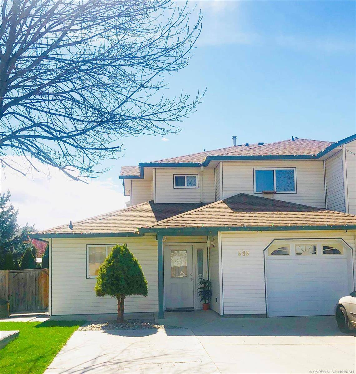 Townhouse for sale at 383 Phipps Cres Kelowna British Columbia - MLS: 10187841