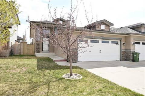 Townhouse for sale at 383 Ranch Ridge Ct Strathmore Alberta - MLS: C4244192