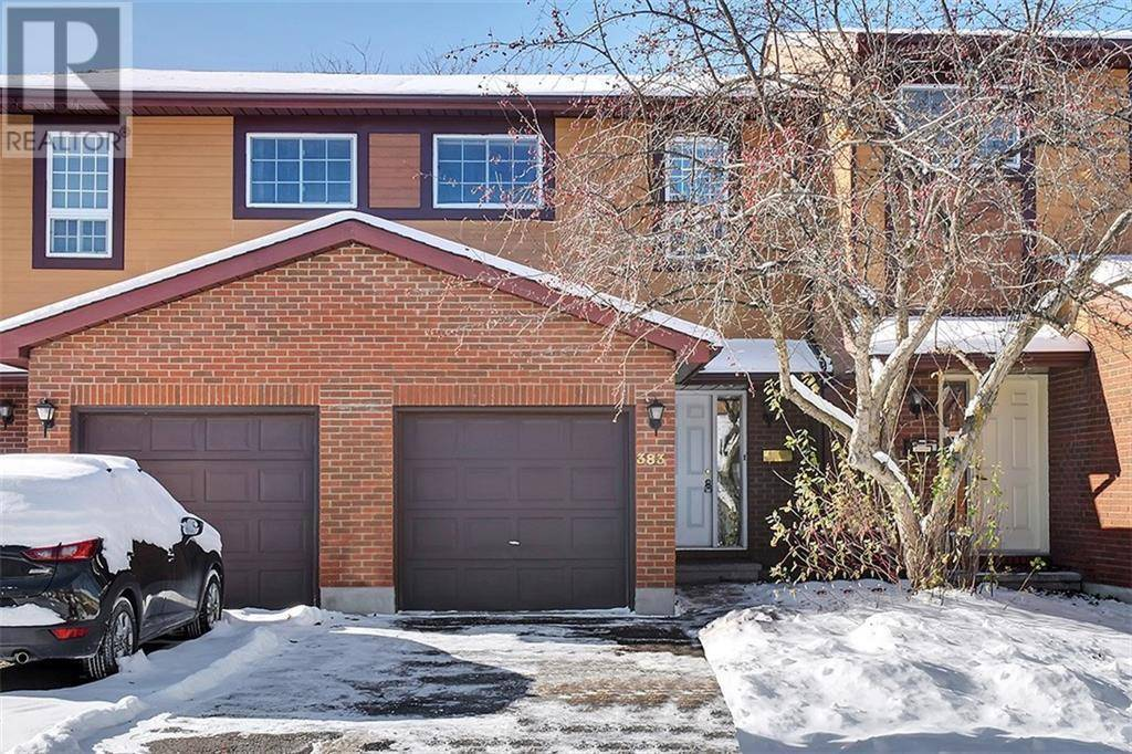 Townhouse for sale at 383 Verdon Pt Ottawa Ontario - MLS: 1175459