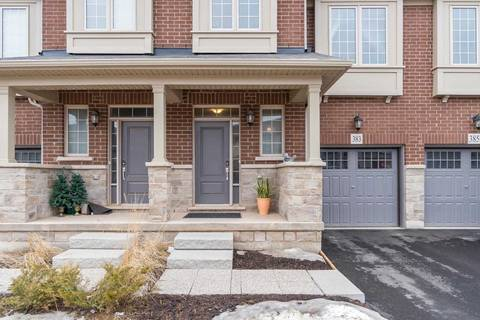 Townhouse for sale at 383 Wheat Boom Dr Oakville Ontario - MLS: W4384215