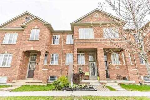 Townhouse for sale at 383 White's Hill Ave Markham Ontario - MLS: N4452041
