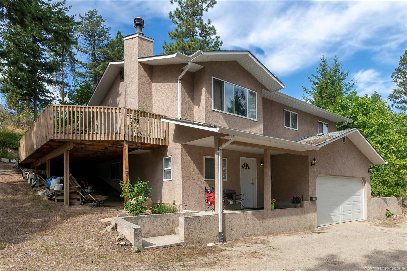 House for sale at 3830 Gellatly Rd South West Kelowna British Columbia - MLS: 10200149