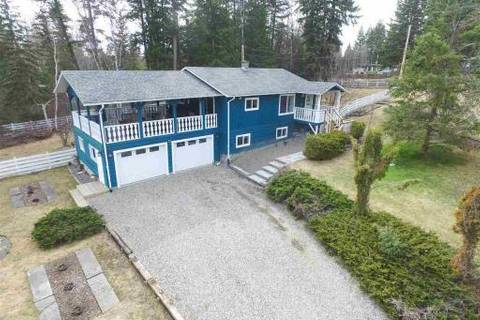 House for sale at 3831 Loloff Cres Quesnel British Columbia - MLS: R2360678