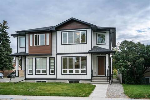 Townhouse for sale at 3832 2 St Northwest Calgary Alberta - MLS: C4270363