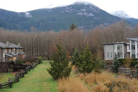 Townhouse for sale at 38325 Summits View Dr Squamish British Columbia - MLS: R2422908