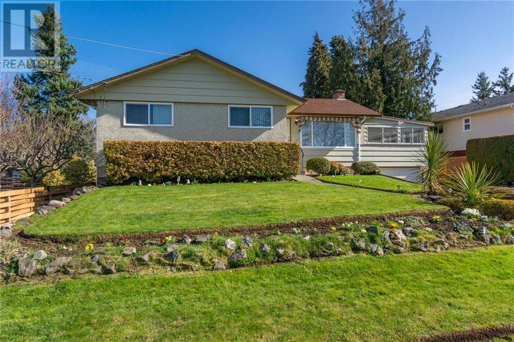House for sale at 3833 Nancy Hanks St Victoria British Columbia - MLS: 422088