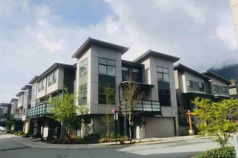 Townhouse for sale at 38351 Summits View Dr Squamish British Columbia - MLS: R2358972