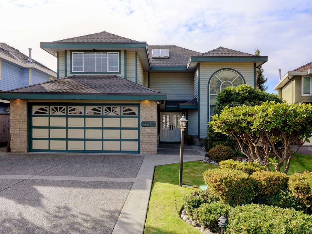 Sold: 3837 Mckay Place, Richmond, BC