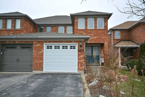 Townhouse for sale at 3837 Spicewood Wy Mississauga Ontario - MLS: W4653274