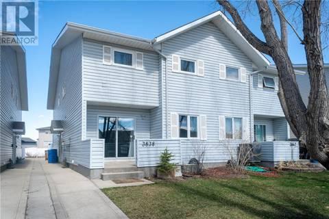 Townhouse for sale at 3838 7th Ave E Regina Saskatchewan - MLS: SK762958