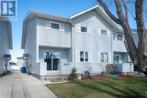 Townhouse for sale at 3838 7th Ave E Regina Saskatchewan - MLS: SK779488