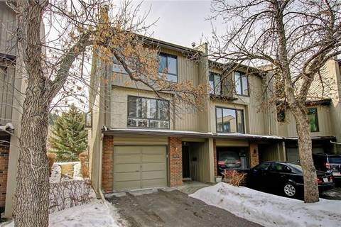 Townhouse for sale at 3839 Point Mckay Rd Northwest Calgary Alberta - MLS: C4233535