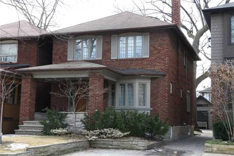 House for sale at 384 Armadale Ave Toronto Ontario - MLS: W4716937