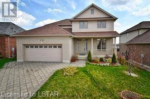 House for rent at 384 Berryhill Dr London Ontario - MLS: 219034