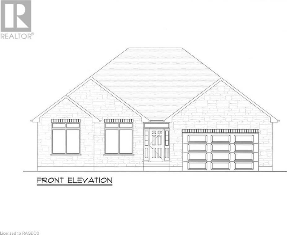 House for sale at 384 Devonshire Rd Port Elgin Ontario - MLS: 247868