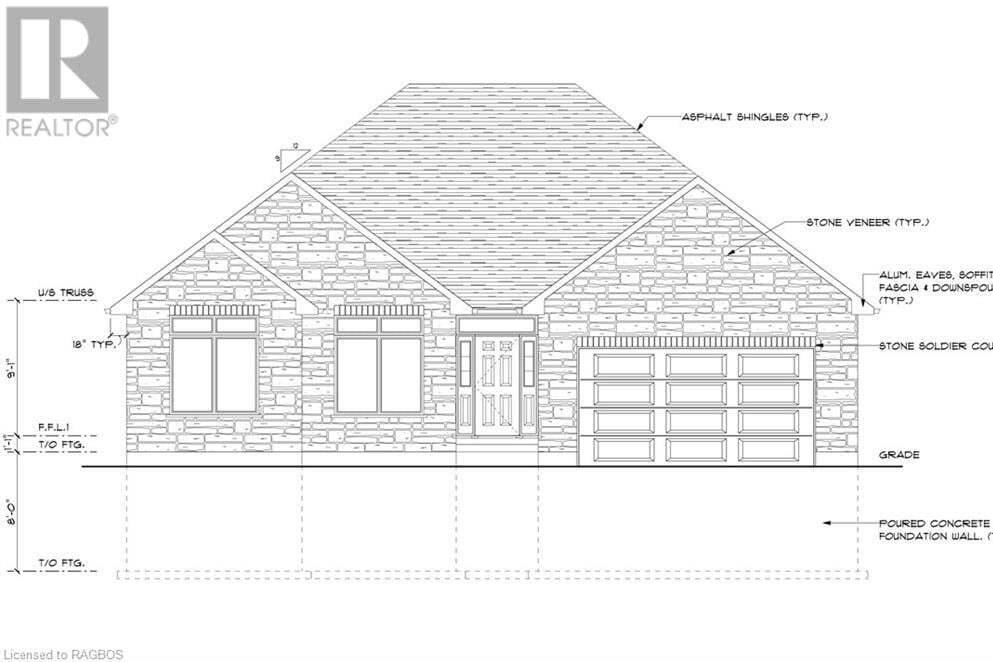 House for sale at 384 Devonshire Rd Port Elgin Ontario - MLS: 274246