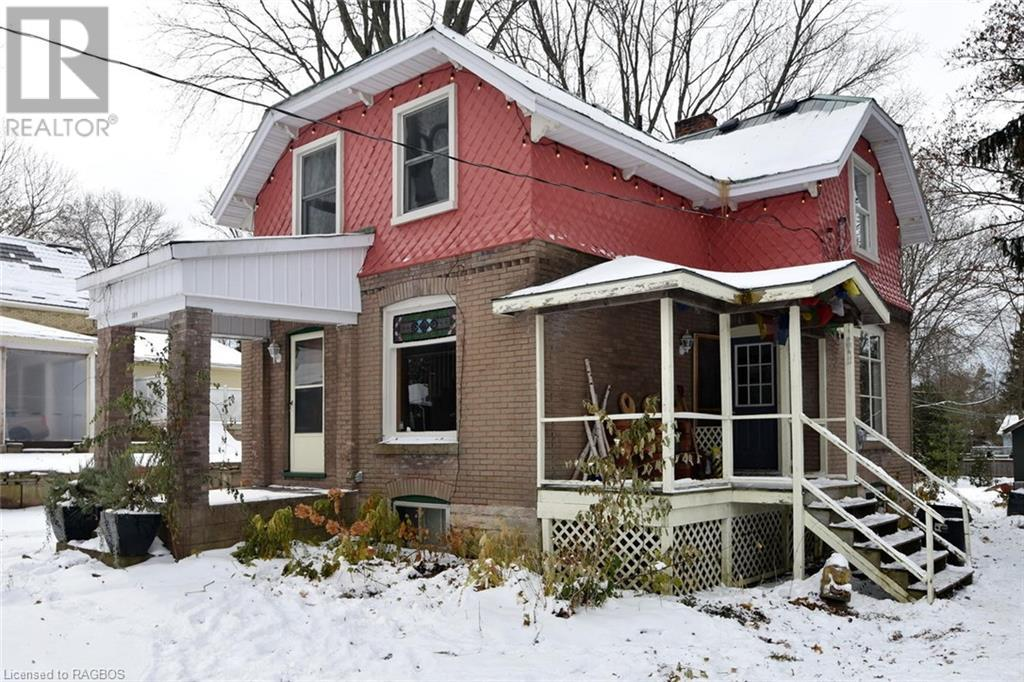 Removed: 384 Gould Street South, South Bruce Peninsula, ON - Removed on 2020-01-04 04:24:03