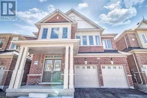 House for sale at 384 Robert Parkinson Dr Brampton Ontario - MLS: W4497046