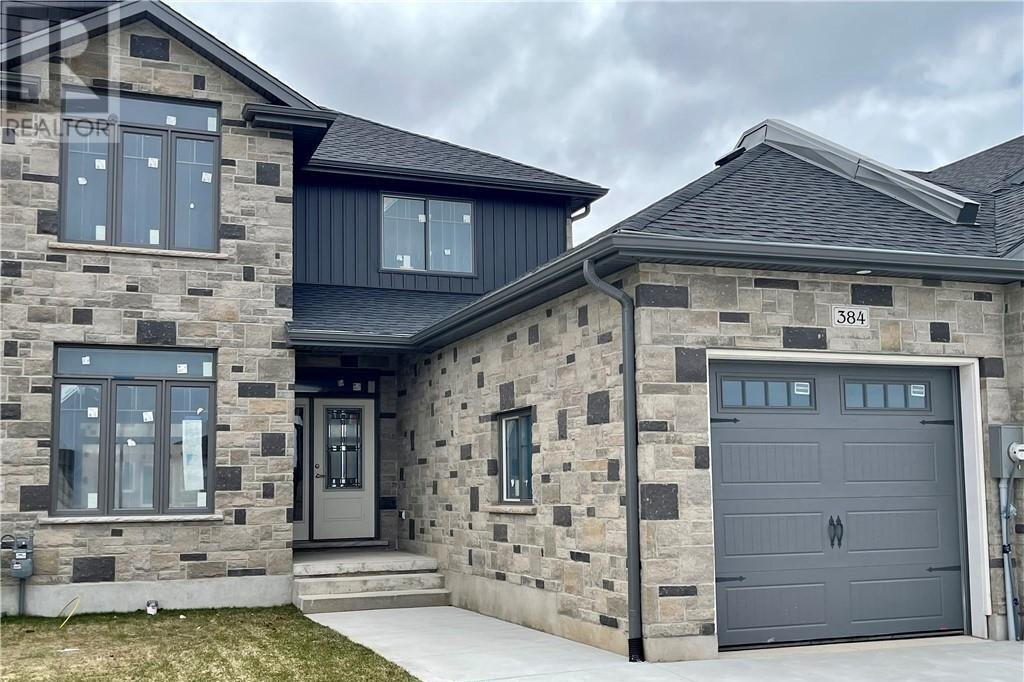 Townhouse for sale at 384 Rosner Dr Port Elgin Ontario - MLS: 40029459