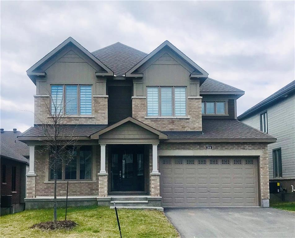 Removed: 384 Trestle Street, Manotick, ON - Removed on 2020-06-05 00:03:09