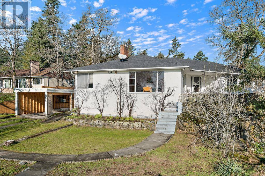 House for sale at 3844 Grange Rd Victoria British Columbia - MLS: 419166