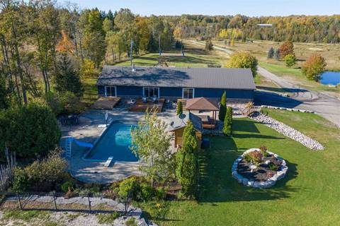 House for sale at 3845 12 Line Oro-medonte Ontario - MLS: S4686504