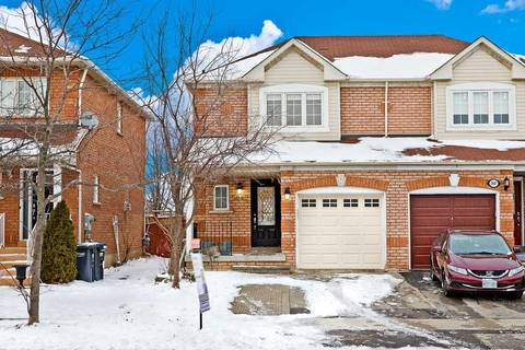 Townhouse for sale at 3849 Coachman Circ Mississauga Ontario - MLS: W4704208
